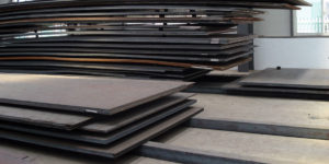 Jaguar steel plates photo
