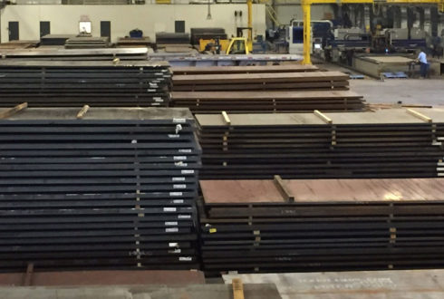 S355J2W+N Steel Plates for Railways
